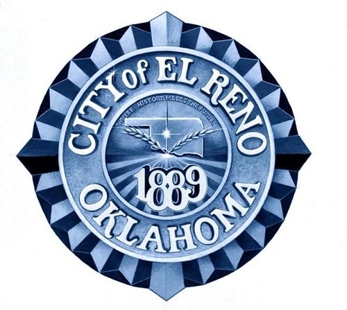 city of el reno logo
