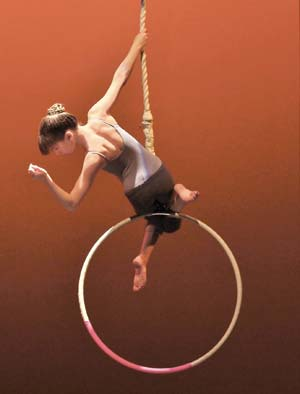 "Santa Barbara Contemporary Floor to Air Festival's ""Belline"" can be seen tonight only at the Lobero Theatre. Courtesy photo"