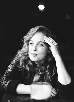 Tift Merritt opens for Ms. Carpenter. Parker Fitzgerald photo