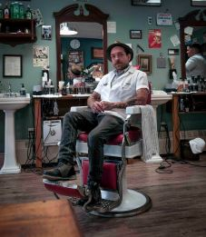 History Barbershop Midland-