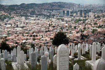 Ostrowski Cemetary Sarajevo day 2--6
