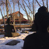 Buddhas Watching over Us