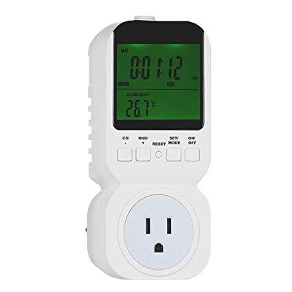 Nashone Digital Electric Power Meter