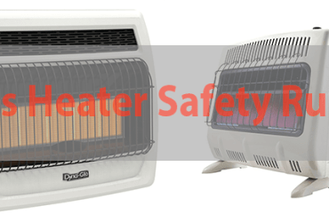 gas heater safety