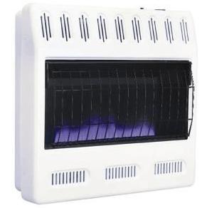 Williams 30,000 Btu/hr Blue Flame Heater Propane Gas