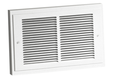 Broan 120, 124 and 128 series register wall heaters