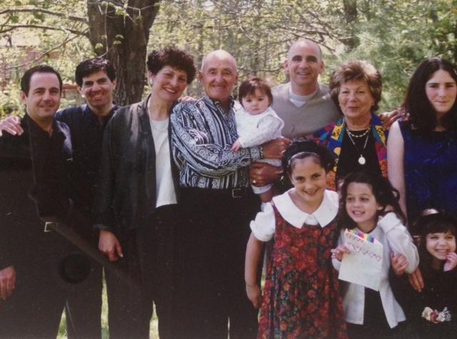 Mom & Dad 50th Anniv 2001