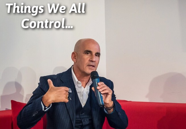 Things We All Control (2)