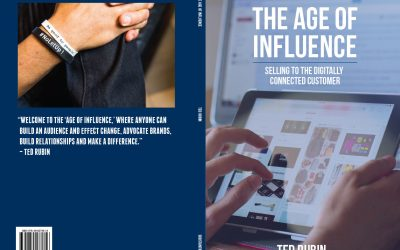 My Latest Book is Live… The Age of Influence: Selling to the Digitally Connected Customer
