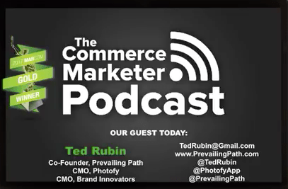 Ted Rubin Talks 2018 Retail and Shares a Little TMI  ~via @WhatsGregDoing