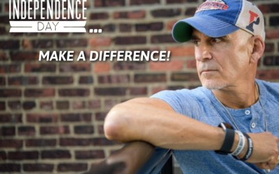 Independence Day… MAKE A DIFFERENCE!