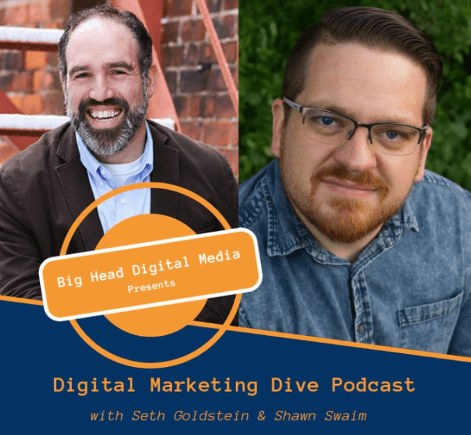 Digital Marketing Dive Podcast: Special edition with Ted Rubin ~via @BigHeadDM