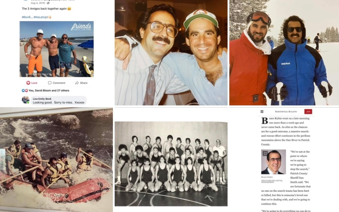 """A Tribute to Bruce Rubin… who's Superpower was making every friend feel like his """"Best Friend"""""""