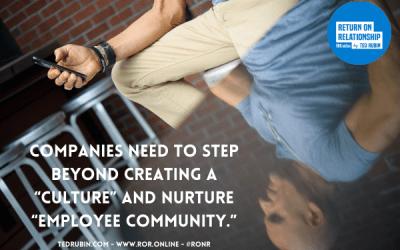 Culture of Community