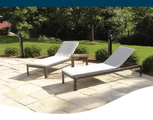 maintenance free decks patios ted
