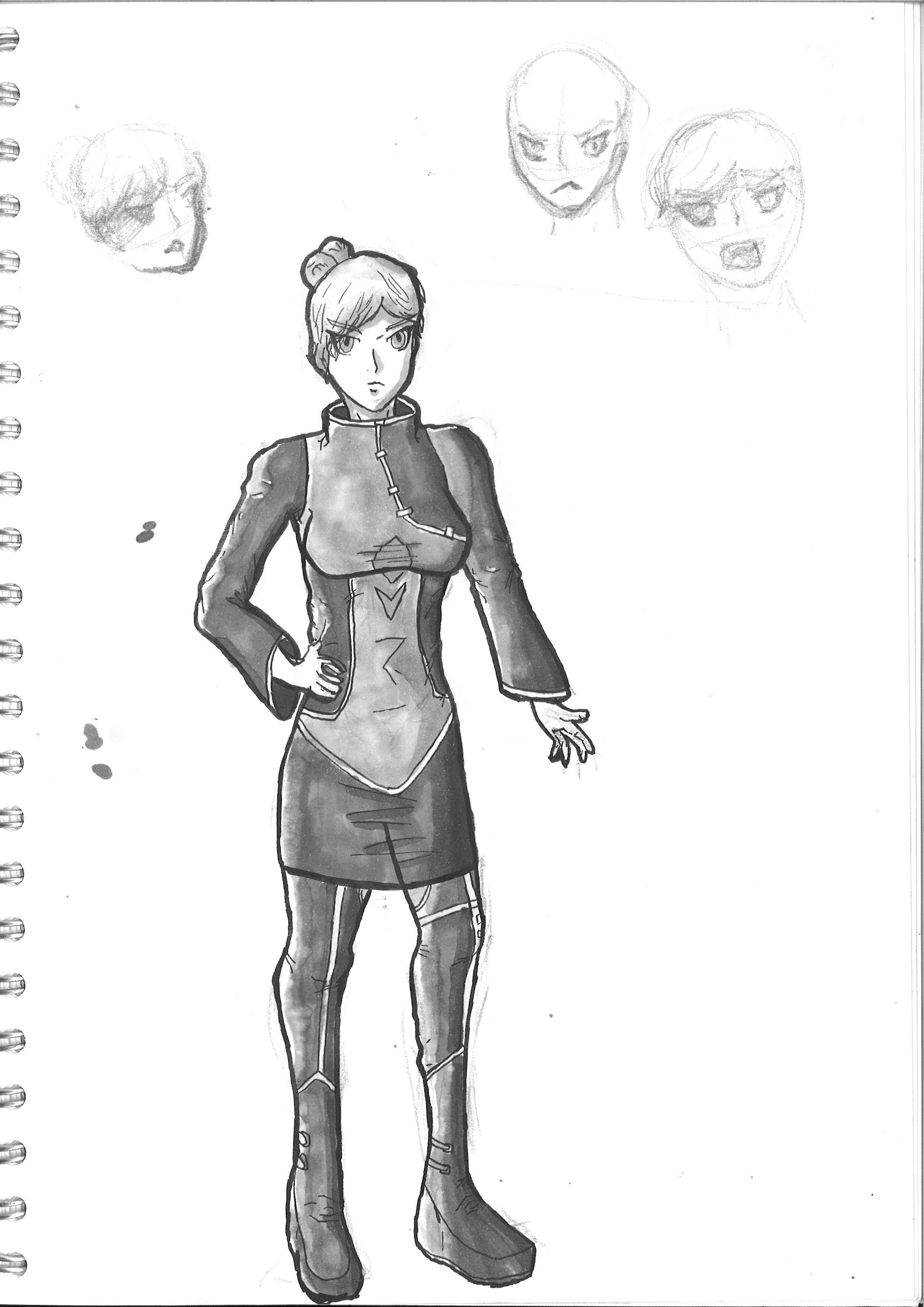 Sketchbook Post 3