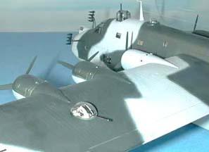BV 222 Sea Plane