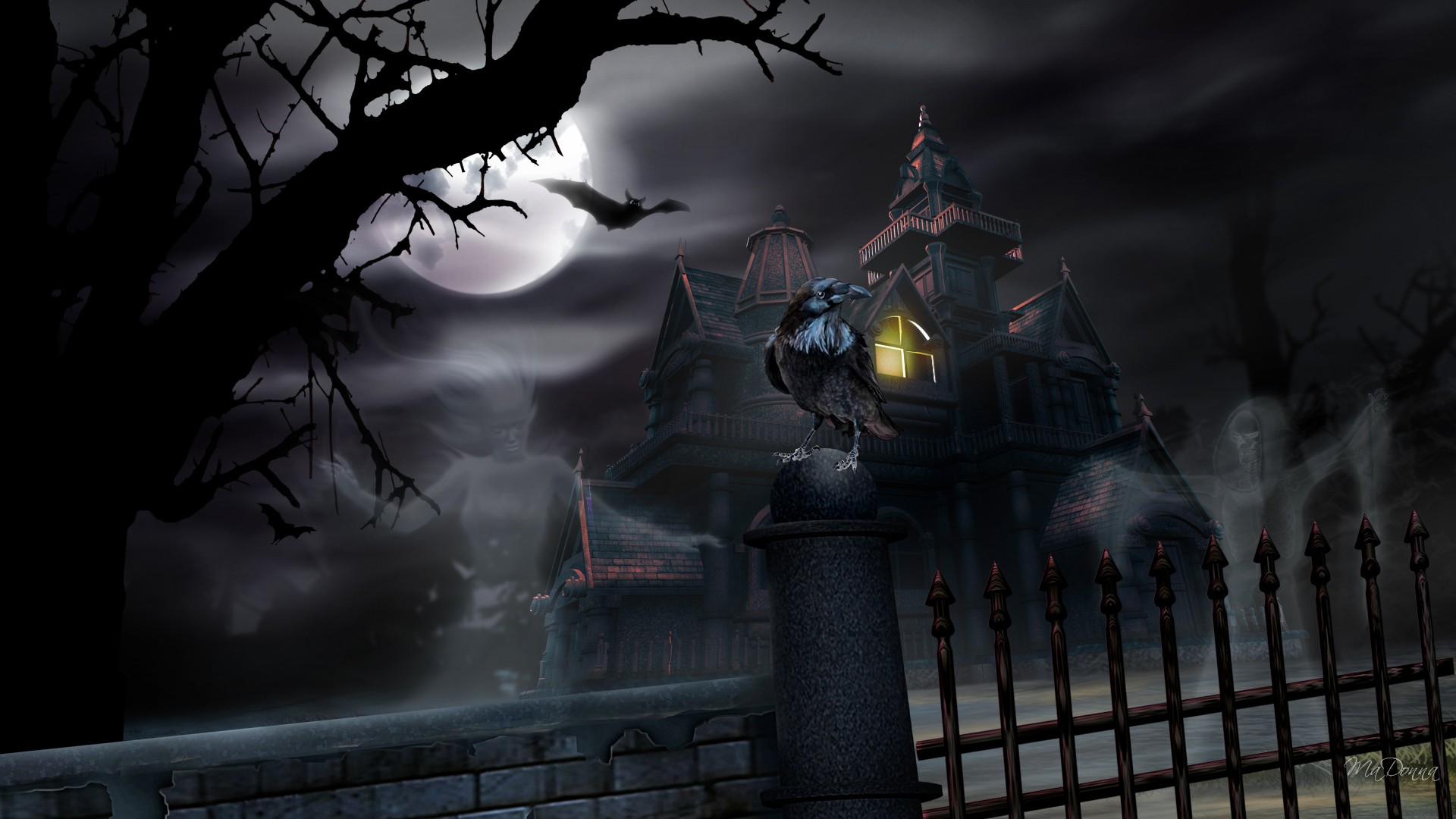 Cute Satanic Wallpaper Jesus Goes Trick Or Treating Obscurity Lost