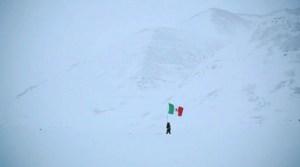 El Norte, 2011. Still Frame. Single Channel Video. Duration: 3 mins. 40 secs.