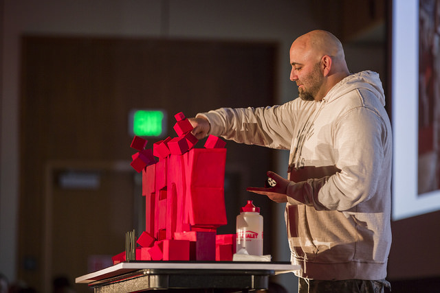 Cakes, innovation, and making awesome stuff without knowing how | Duff Goldman