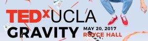 TEDxUCLA May 20th Royce Hall Banner