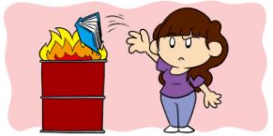 Pick a book-avoid classics