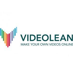 El logo de Videolean