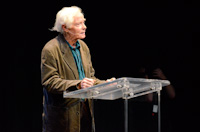 W.S. Merwin: Poet Laureate, two-time Pulitzer Prize winner, TEDxMaui 2012