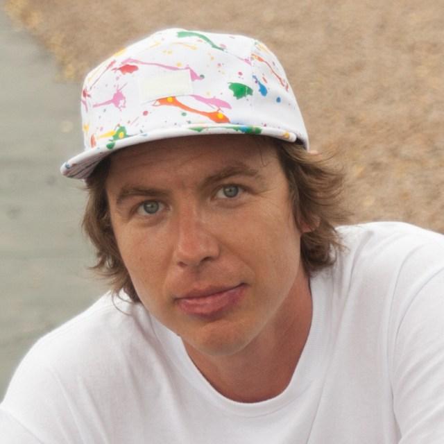 Andrew Binkley, TEDxMaui Installation Artist