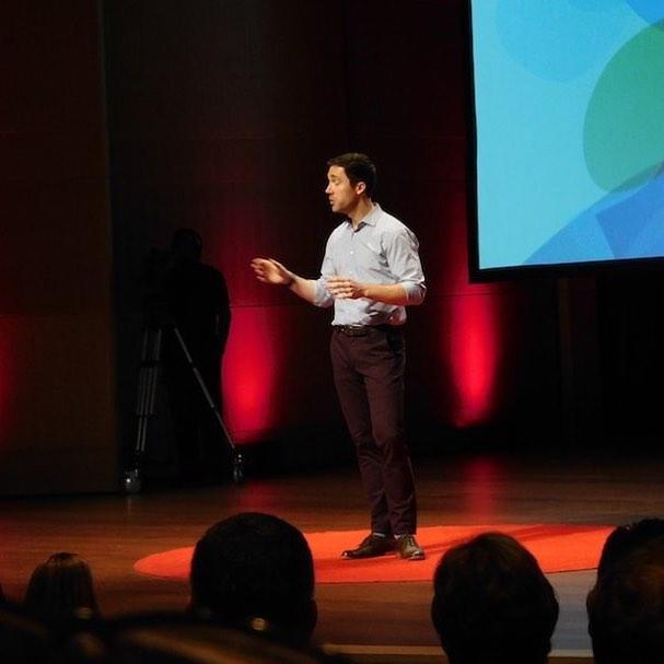 Bryan Kett, TEDxPasadena Transform