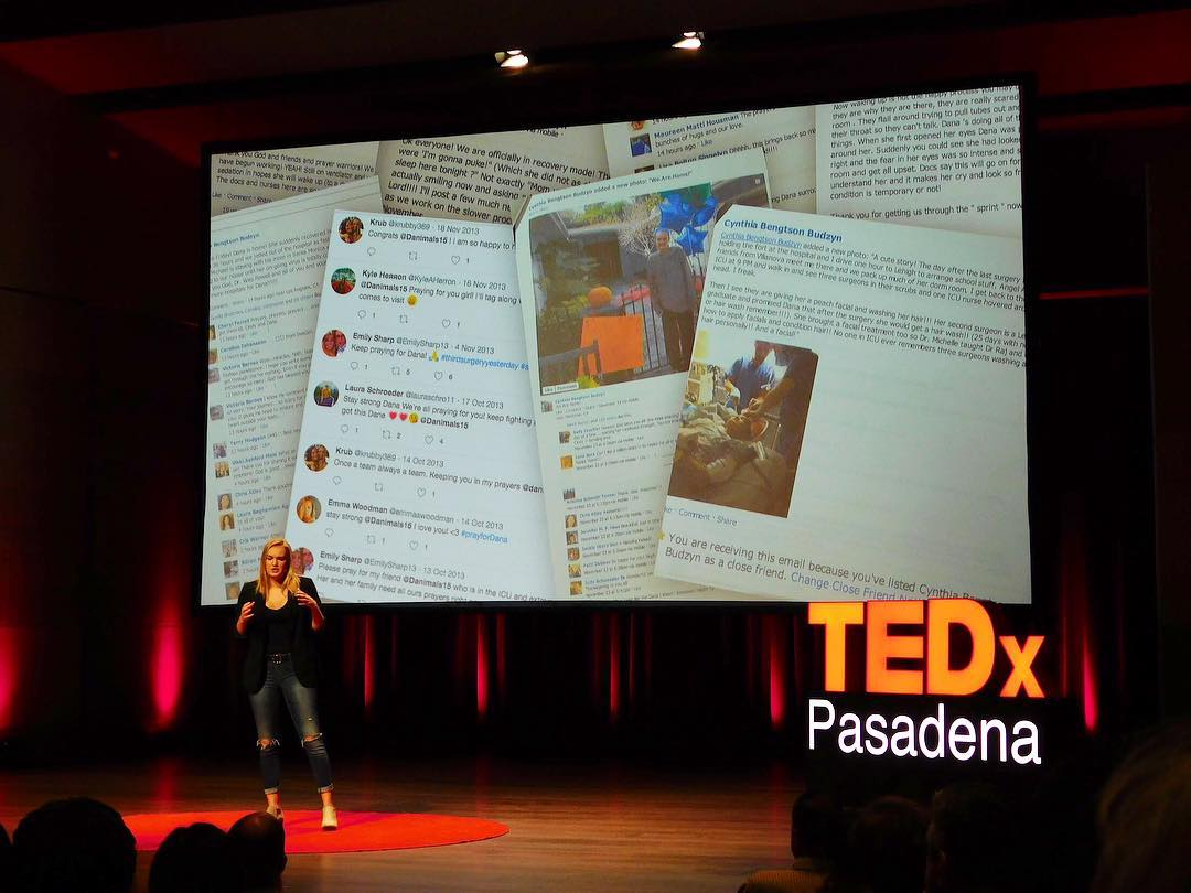 Dana Budzyn, TEDxPasadena Transform