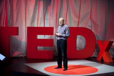 Mārcis Auziņš at TEDxRiga