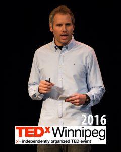 stephen dubienski TEDx2016