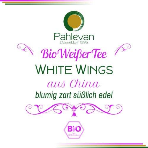 Bio Weißer Tee White Wings   blumig, zart, süßlich, edel