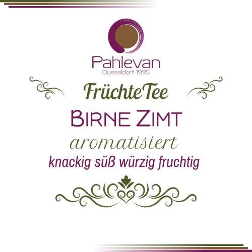 Früchtetee Birne Zimt | knackig, süß, wützig, fruchtig von Tee Pahlevan