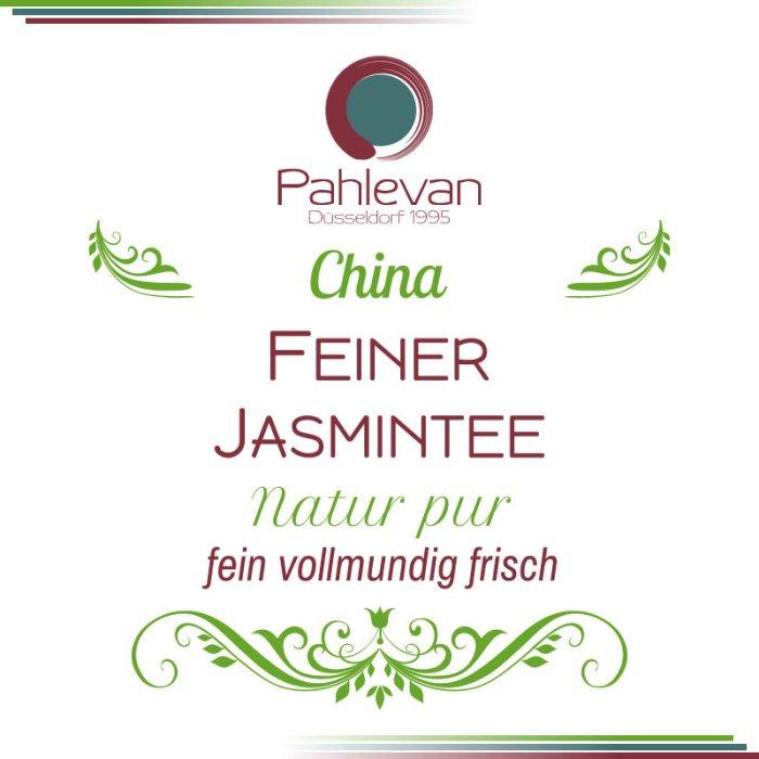 Feiner Jasmintee | fein vollmundig frisch von Tee Pahlevan