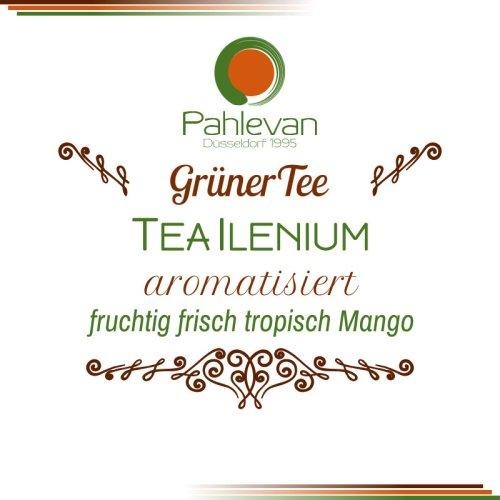 Grüner Tee Teailenium   fruchtig frisch tropisch Mango Zitrus von Tee Pahlevan