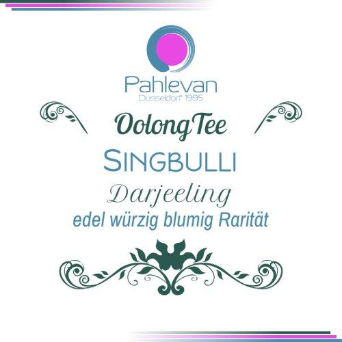 Oolong Tee Singbulli | aus Darjeeling edel würzig blumig Rarität von Tee Pahlevan