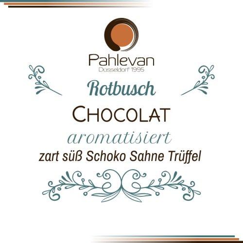 Rotbusch Tee Chocolat | zart süß Schoko Sahne Trüffel von Tee Pahlevan
