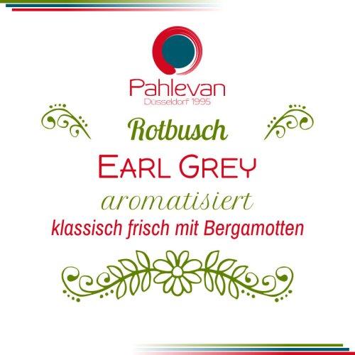 Rotbusch Tee Earl Grey | klssisch frisch mit Bergamotten von Tee Pahlevan