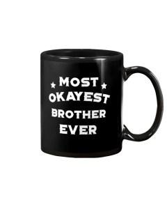 Brother Funny Mug