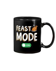 Feast Mode On Mug