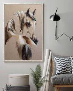 Horse Vertical Poster