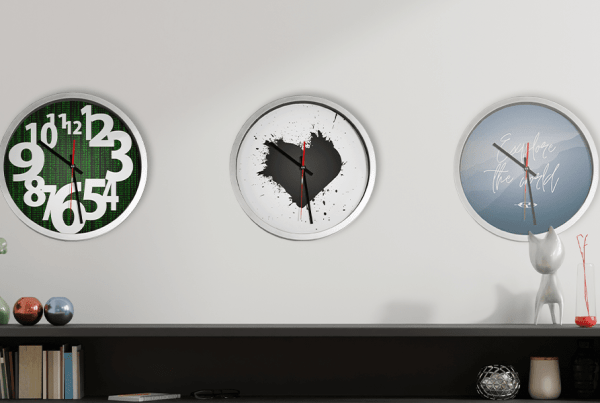 New Wall Clocks for Every Room in Your Home