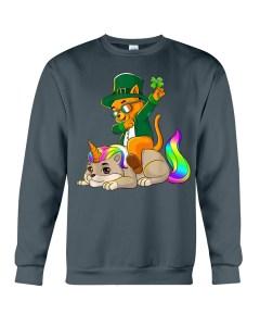 Cat Unicorn Sweatshirt