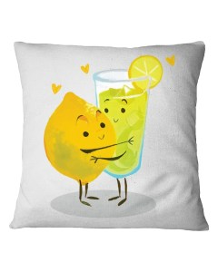 Happy Valentines To My Main Squeeze Pillowcase