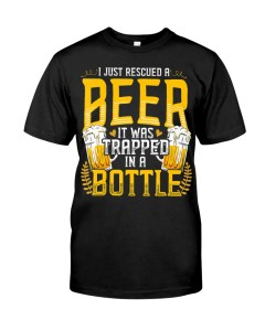 Rescued Beer Classic T-Shirt
