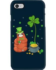 Shamrock Leprechaun Phone Case