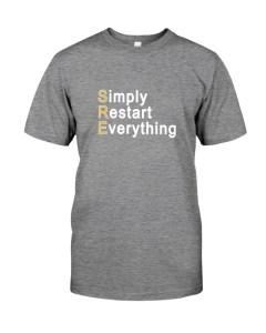 Simply Restart Everything