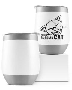 Funny Cat Tumbler